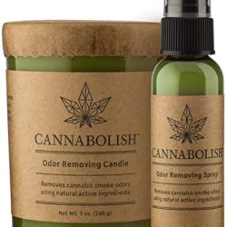 Cannabolish Candle & Spray